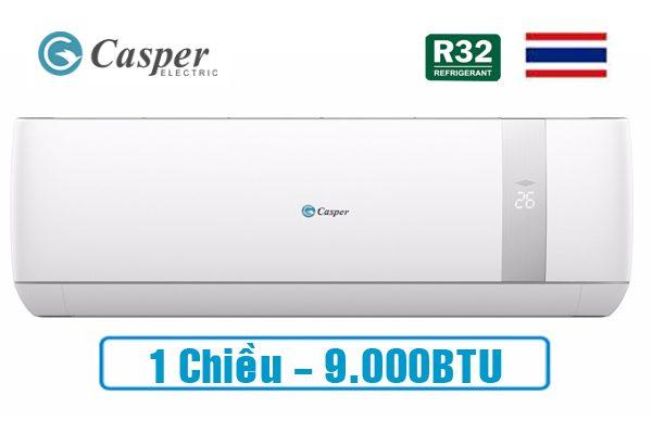 Điều hòa Casper 1 chiều 9000 BTUSC-09TL32