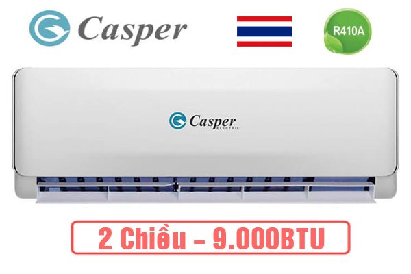 Điều hòa Casper 9000 BTU 2 chiều EH-09TL22