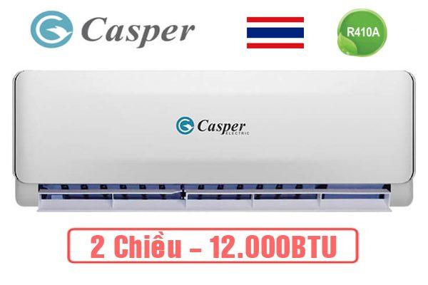 Điều hòa Casper 12000 BTU 2 chiều EH-12TL22