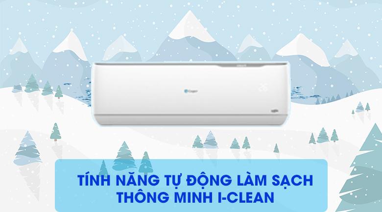 I-Clean - Máy lạnh Casper Inverter