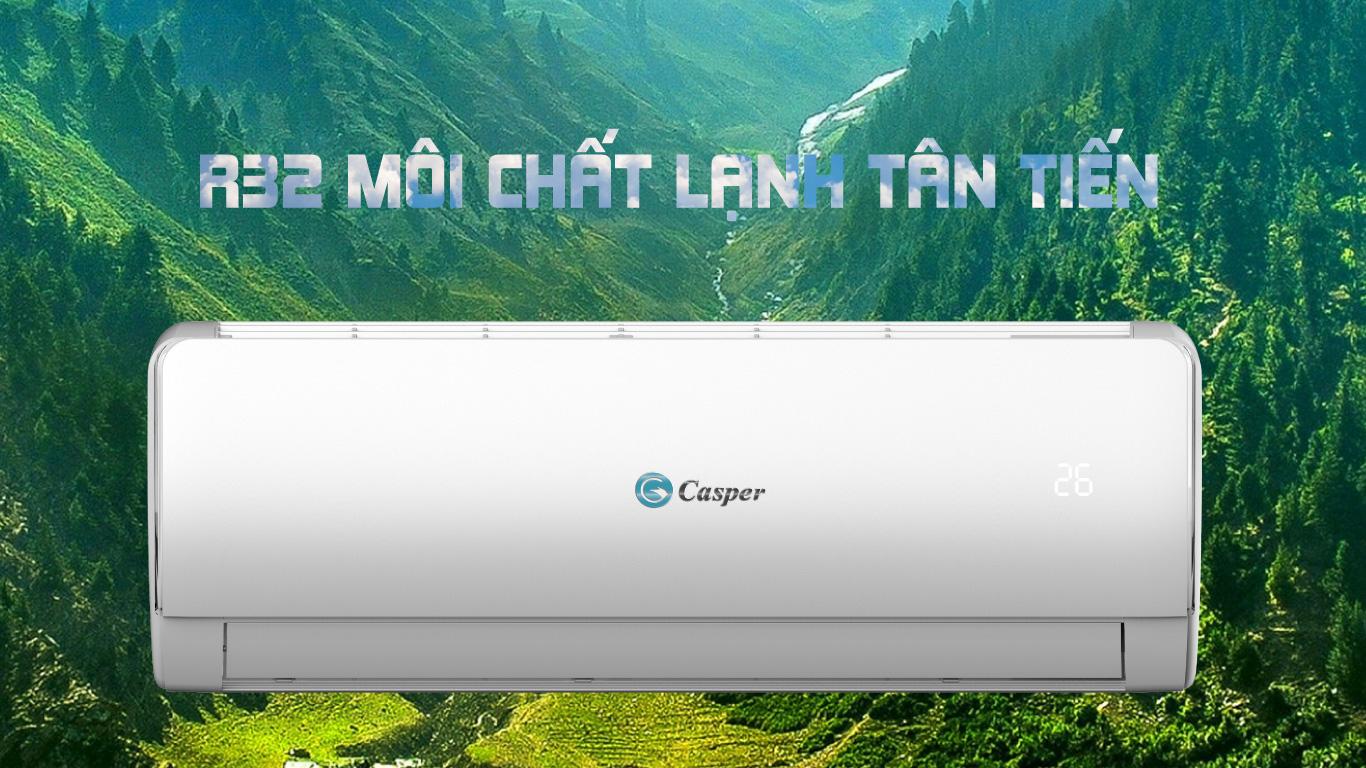 5 công nghệ nổi bật của điều hòa Casper 9000 GC-09TL25 model 2020