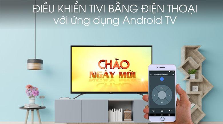 Android TV - Android Tivi Casper 43 inch 43FG5000
