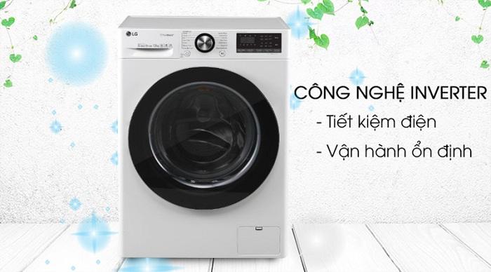 Máy giặt LG Inverter FV1450S3W