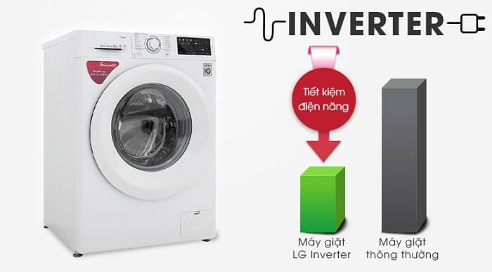 Máy giặt LG Inverter FC1408S5W
