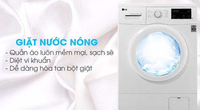 Máy giặt LG Inverter 9 kg FM1209N6W tốt