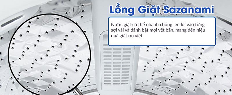 Máy giặt Panasonic 10 kg NA-F100A4HRV-1