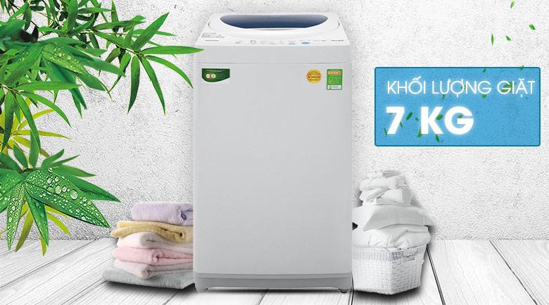 Máy giặt Toshiba lồng đứng 7kg AW-A800SV WB