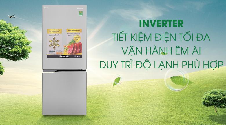Tủ lạnh Panasonic Inverter 290 lít NR-BV320QSVN