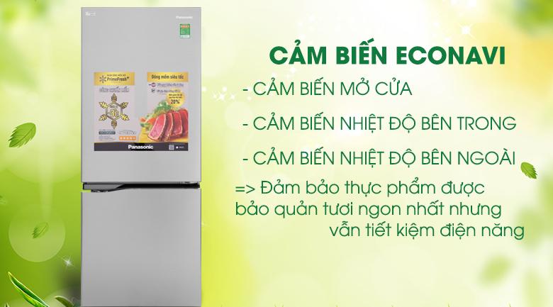 Tủ lạnh Panasonic Inverter 290 lít NR-BV360QSVN