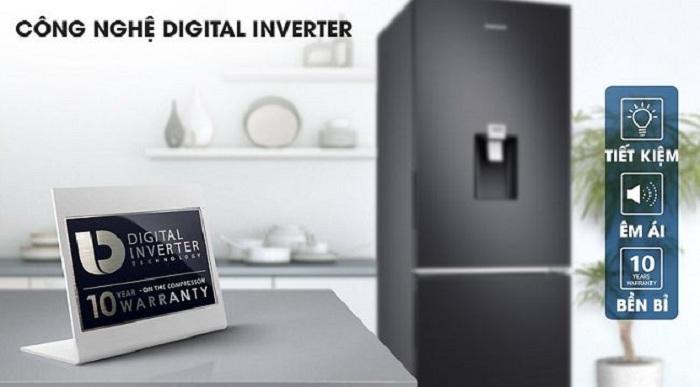 Tủ lạnh Samsung RB30N4180B1/SV thời thượng