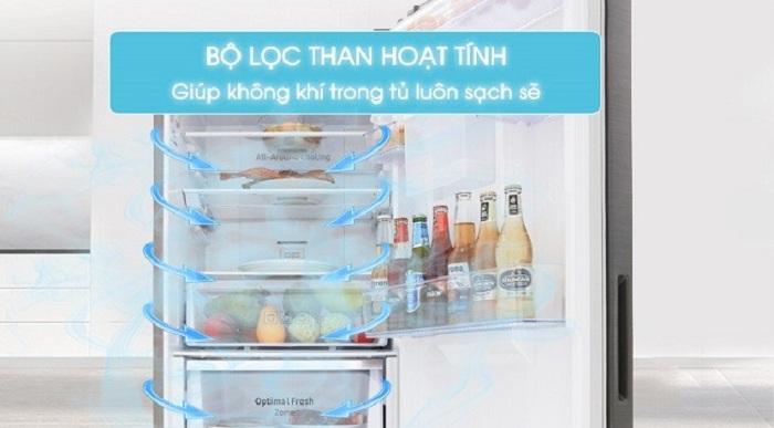 Tủ lạnh Samsung RB30N4180B1/SV chất lượng