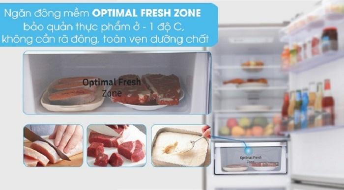 Tủ lạnh Samsung 310 lít Inverter RB30N4010S8/SV