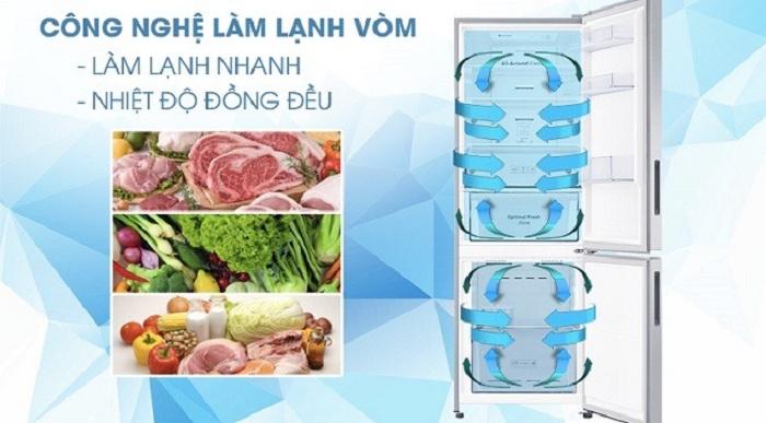 Tủ lạnh Samsung RB30N4010S8/SV