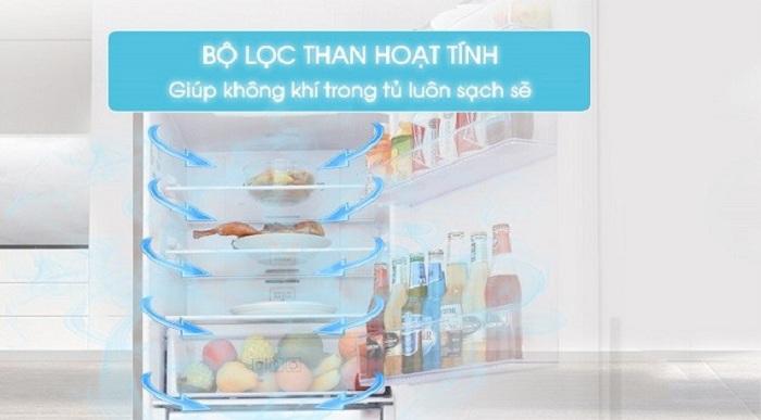 Tủ lạnh Samsung RB30N4010S8/SV than hoạt tính