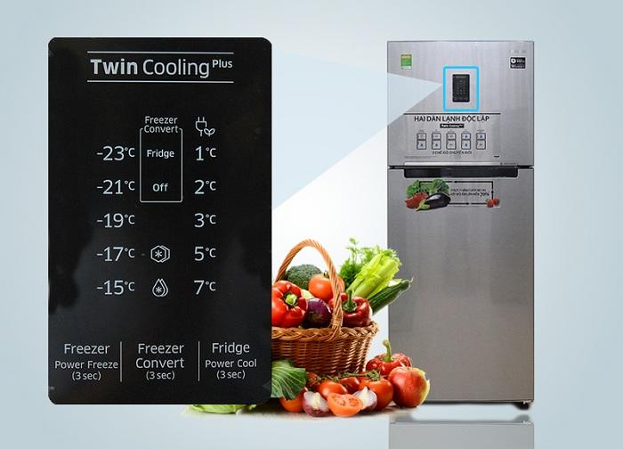 Tủ lạnh Samsung 320 lít Inverter RT32K5532S8/SV