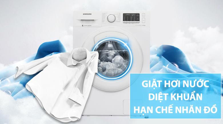 Máy giặt hơi nước là gì?