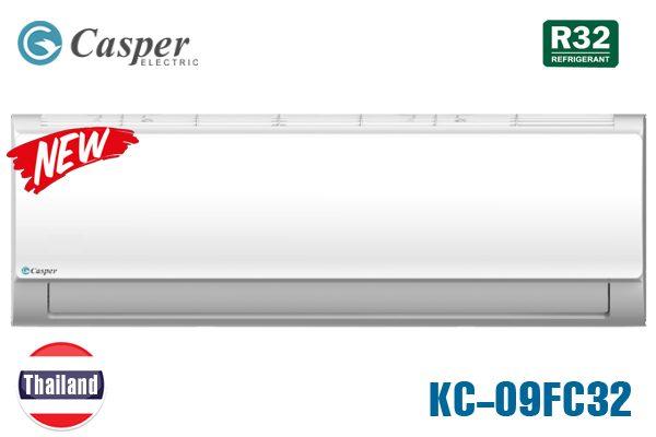 Điều hòa 1 chiều 9000BTU Casper KC-09FC32
